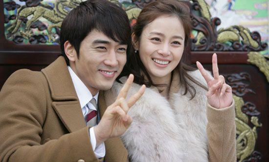 korean drama: my princess.