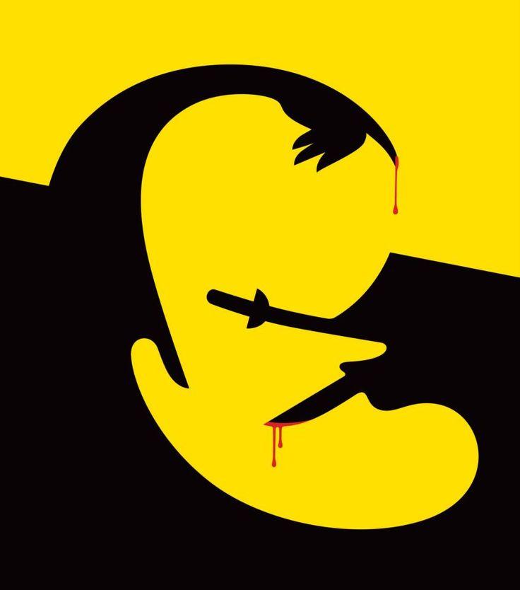 Tarantino, Noma Bar.