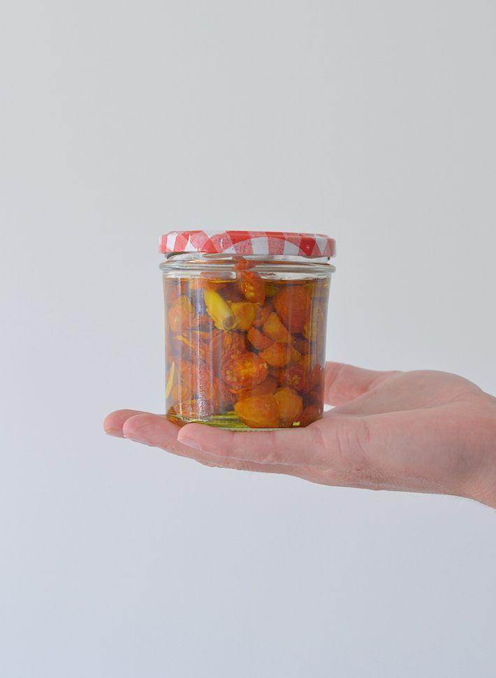 zongedroogde tomaatjes zelf maken in de oven #diy #sundriedtomatos