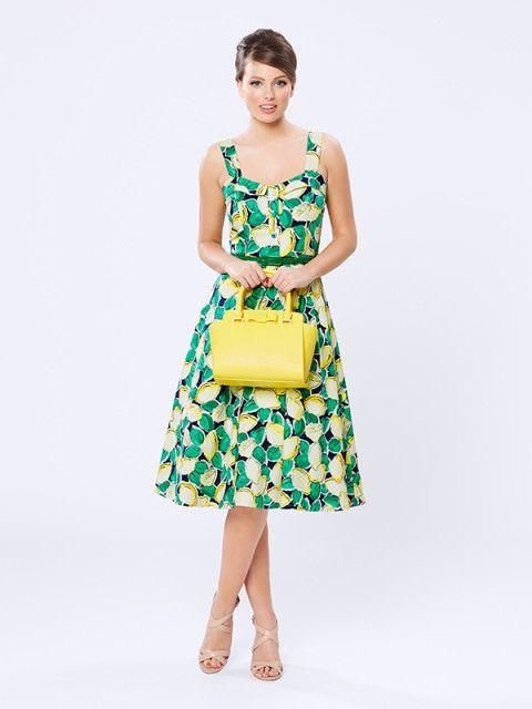 REVIEW Lemon Fizz Dress $279.99