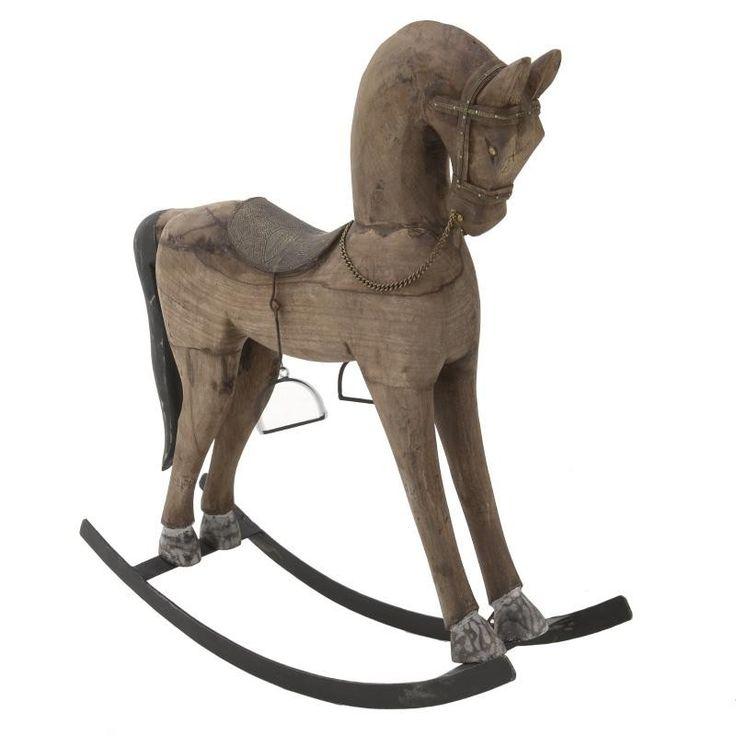 Decorative Horse - Sculptures - Figures - DECORATIONS - inart