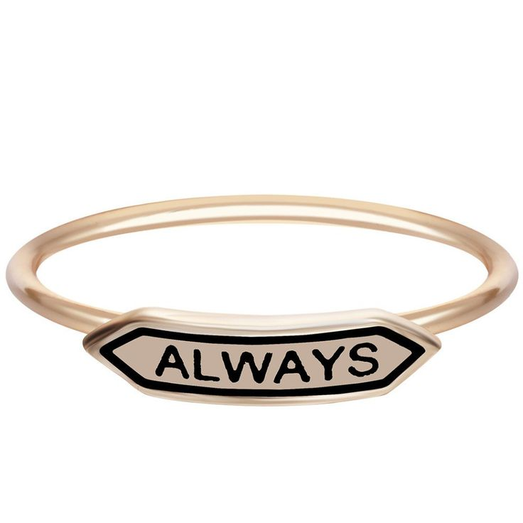 Always Harry Potter Deathly Hallows Ring – Wizard-Store