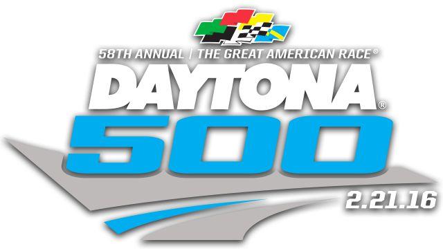 IT'S RACE DAY!  NASCAR Daytona 500 2016! ☺