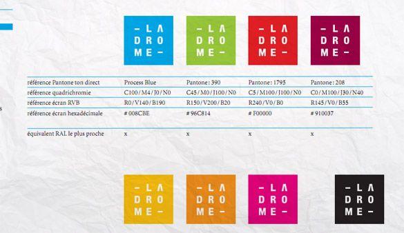 drome Téléchargez dix exemples de chartes graphiques en PDF !