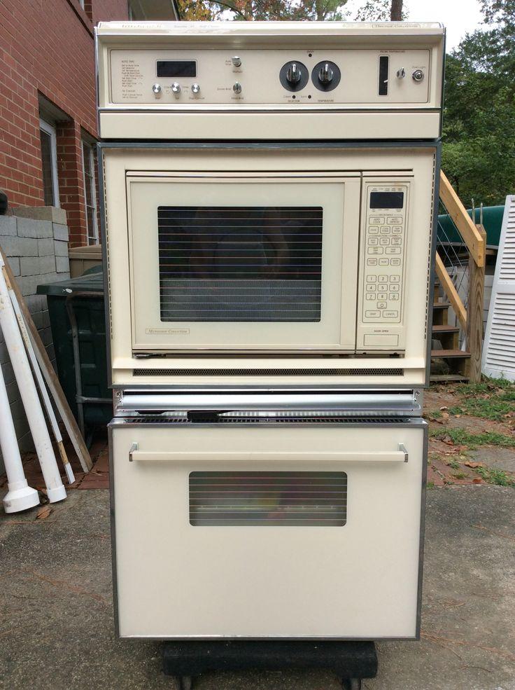 kitchenaid wall oven combo manual