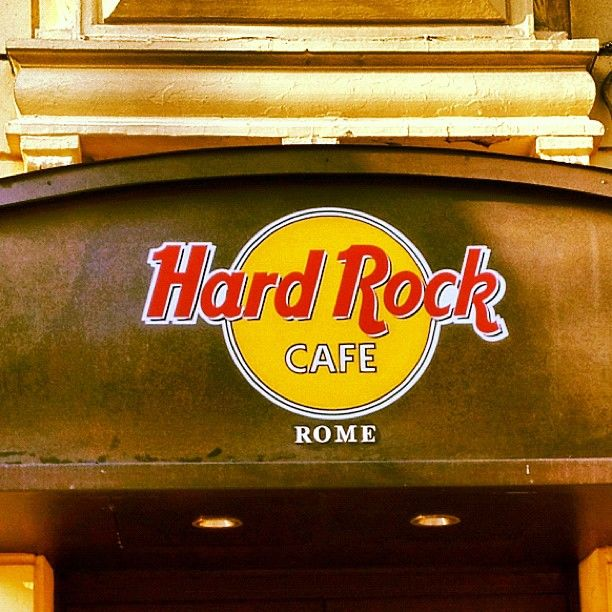 Hard Rock Cafe Roma in Roma, Lazio