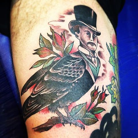 Featured Image for Victorian-style tattoos by Melbourne artist Amanda ...