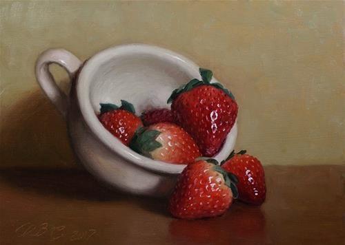 "Daily Paintworks - """" - Original Fine Art for Sale - © Debra Becks Cooper"