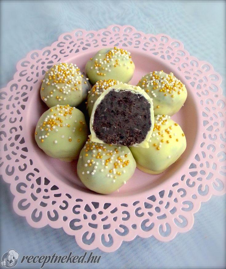 A legjobb Oreo golyó recept fotóval egyenesen a Receptneked.hu gyűjteményéből. Küldte: Veronica