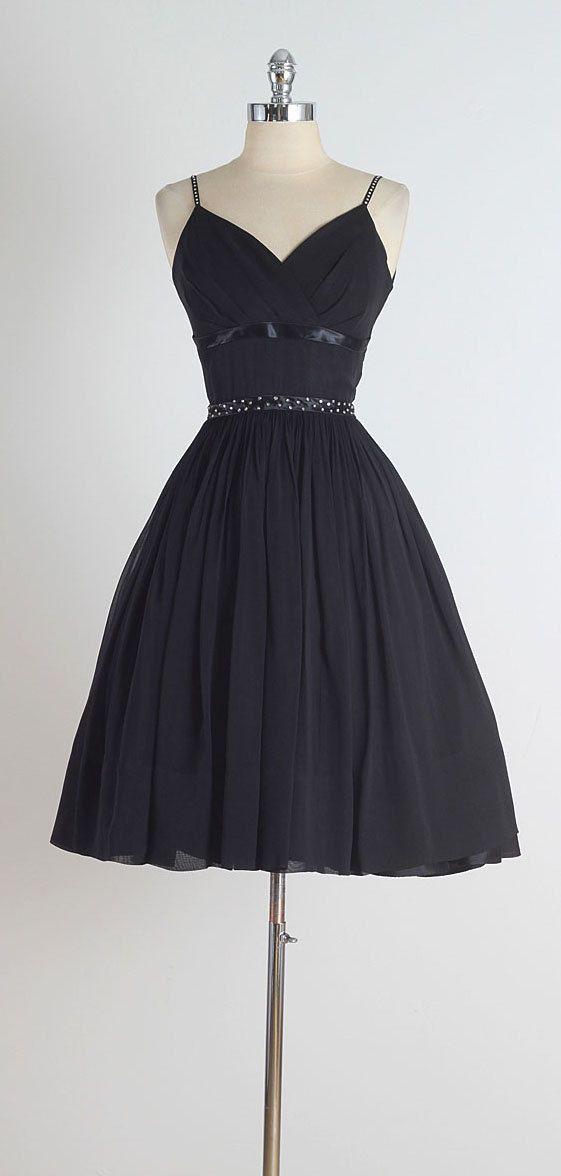 Odette . vintage 1950s dress . vintage by millstreetvintage