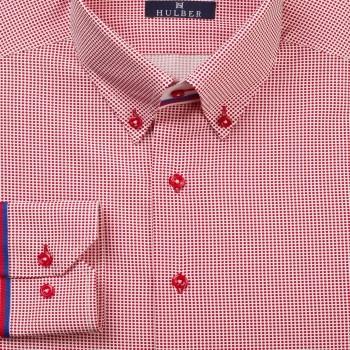 O camasa cu adevarat indrazneata! Merge incadrata in tinute casual, la jeans, pantaloni din bumbac, cu un pulover uni bleumarin sau rosu. In orice combinatie, camasa va fi punctul de atractie al tinutei.