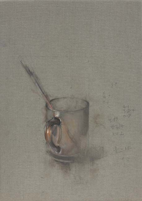 Nathan Ford OMG I love this painting - I get a little surge of adrenalin when I look at it. Just exquisite.