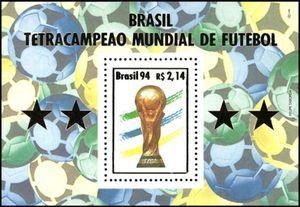 Brasil IV Times World Soccer Champion