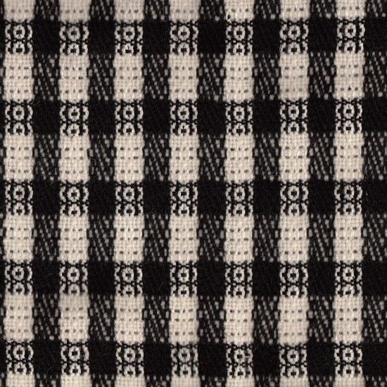 A3590 - black and white fabric