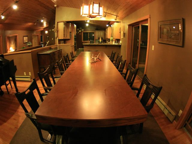 Big Dining Room Tables Part - 40: Very Large Dining Room Tables | Large Dining Room Tables Ideas