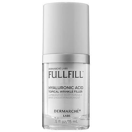 FULLFILL™ Hyaluronic Acid Topical Wrinkle Filler - Dermarche Labs | Sephora