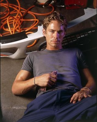 PAUL WALKER SEXY RARE NEW 8X10 8 X 10 PHOTO MBX04