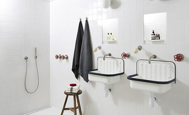 Utility Sinks via Merci in Paris | Remodelista alape bucket sink labour and wait in london $255