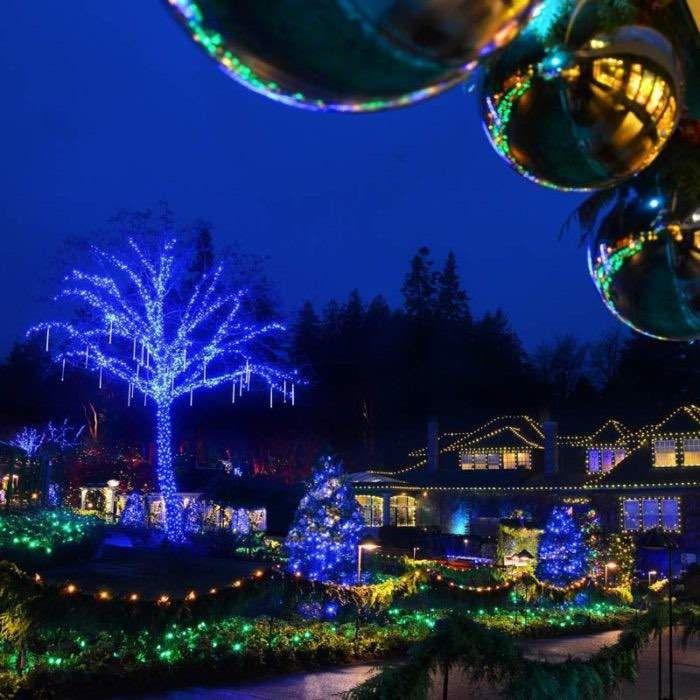 d30c8cb5c1294a44f94cfed2038c313e - The Butchart Gardens Christmas Lights Tour
