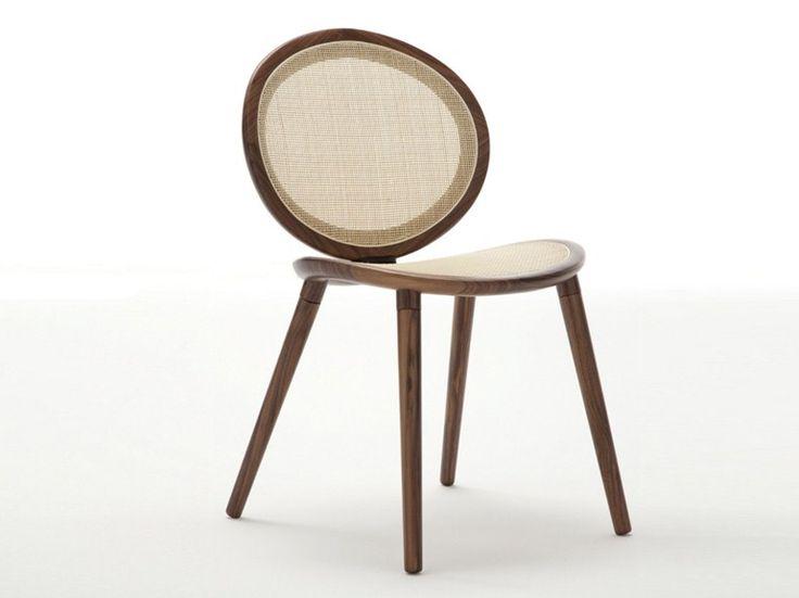 Medallion Solid Wood Chair Jonathan 2013 Wood By Tonon