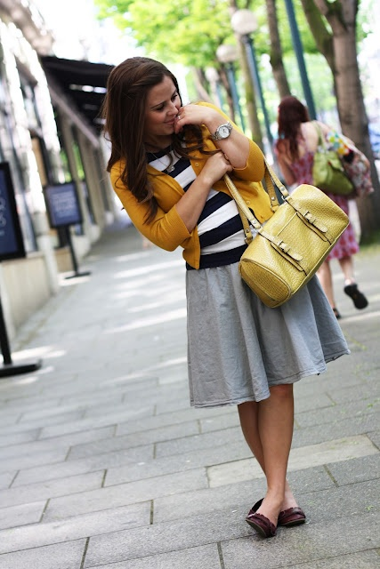 Great fashion blog, she has great ideas and is always modest.