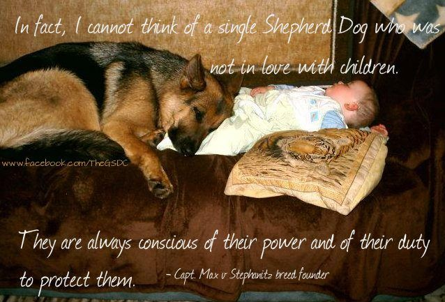 And there it is!!! Their most endearing trait --right from the breed's creator!!!!