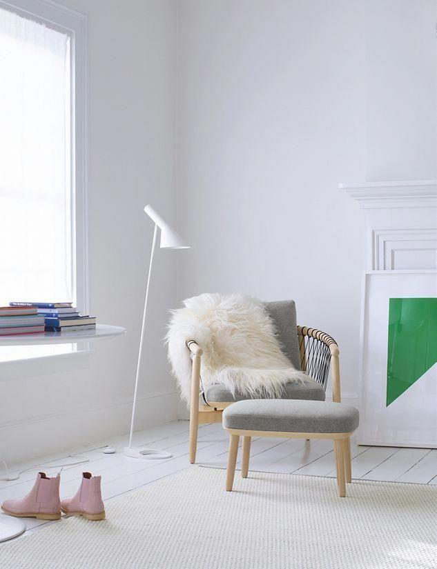 Aj Floor Lamp Floorchair