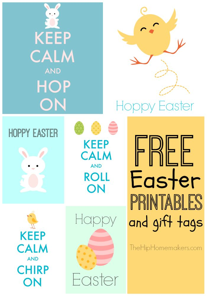 356 best easter designideas images on pinterest easter crafts free easter printables and gift tags negle Gallery