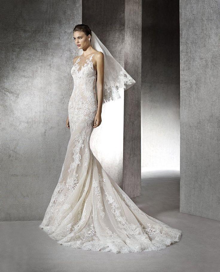54 besten Hochzeitskleider Bilder auf Pinterest | Kleid hochzeit ...