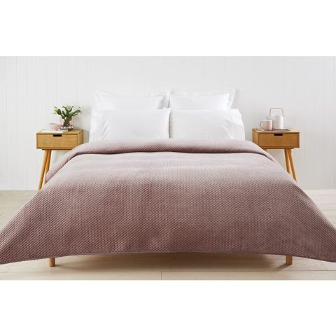 Lana Lilac Coverlet Queen King Bed King Beds Lilacs And Bedrooms