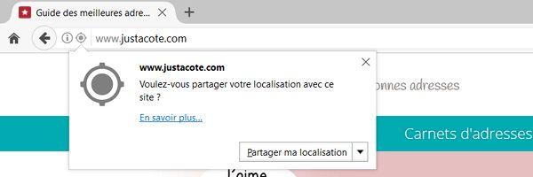 Bloquer les demandes de localisation de Chrome, Edge et Firefox #Tuto #Chrome #Edge #Firefox