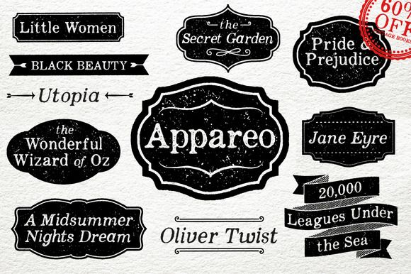 Check out Appareo Extras by Kimmy Design on Creative Market