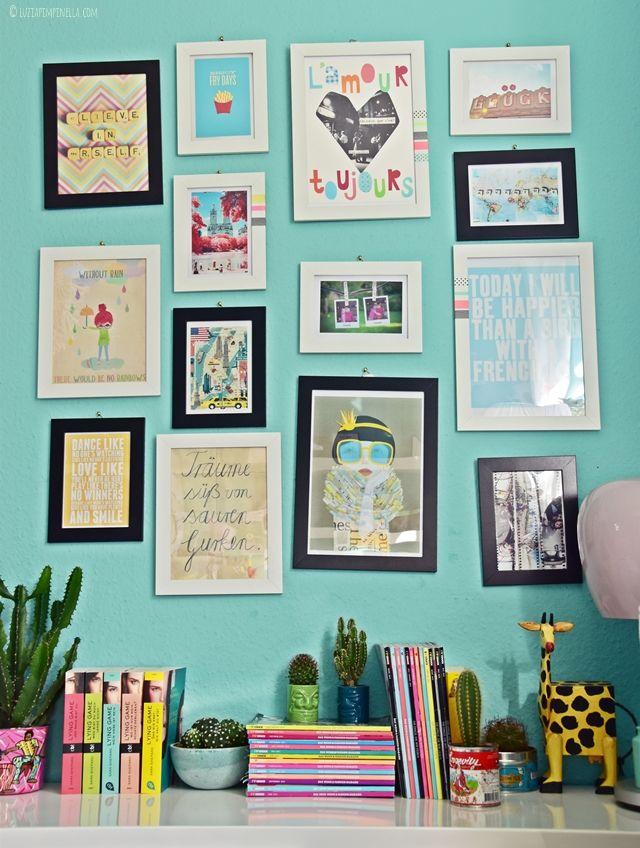 Mejores 88 imágenes de Teenager Zimmer / teenager room en Pinterest ...