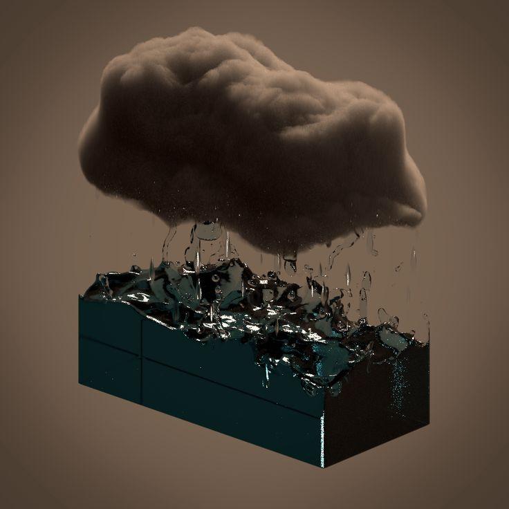 Rain Simulator by ZeusThunderer
