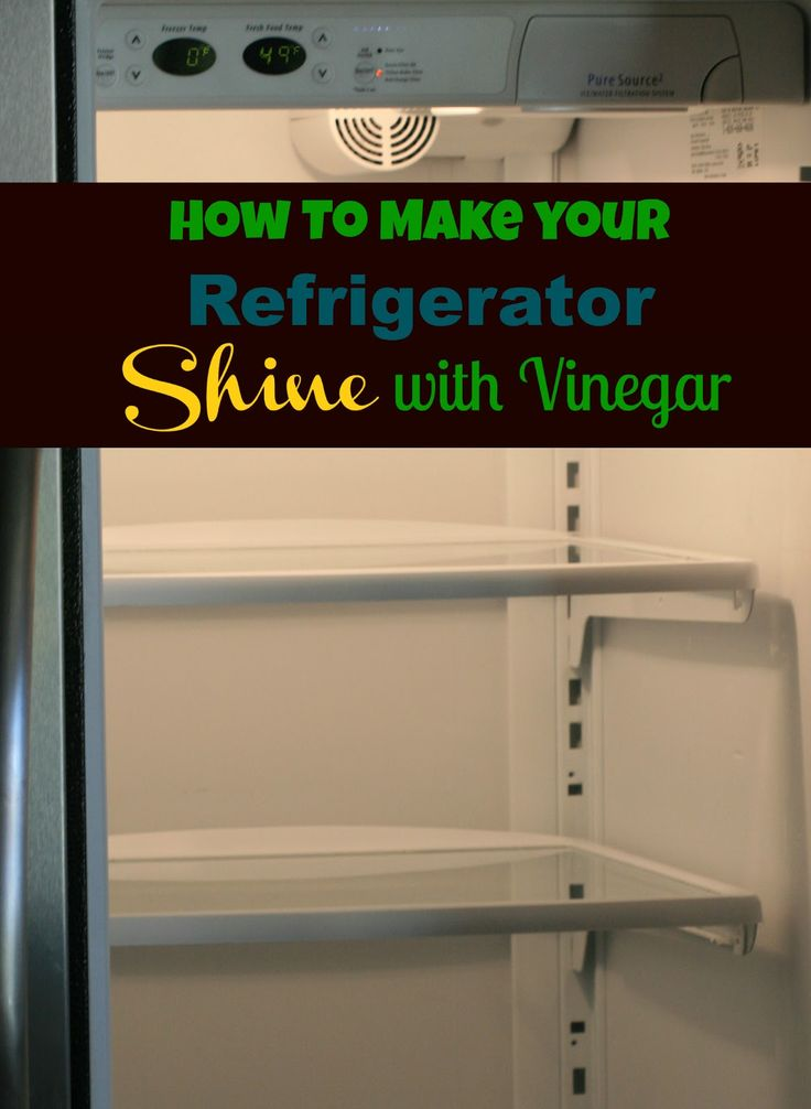 Vinegar and water are all that are needed to get a perfect shine when cleaning a refrigerator.  Simply mix 3 parts water with 1 part vinegar, add a little elbow grease and you have all that is required to get your refrigerator as clean as it was the day you bought it.  With its countless... Read More »