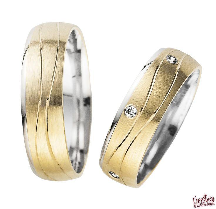 HR103 Karikagyűrű http://uristenhazasodunk.hu/karikagyuruk/?nggpage=2&pid=2808 Karikagyűrű, Eljegyzési gyűrű, Jegygyűrű… semmi más! :)