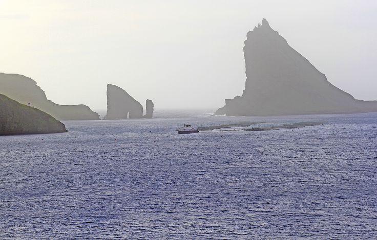 Langt fra nærmeste fastland, og med færre enn 50.000 innbyggere har Færøyene bevart sin unike natur og sin gamle norskættede kultur bedre enn noe annet øysamfunn i verden. – Hit, men ikke lenger, prøver...