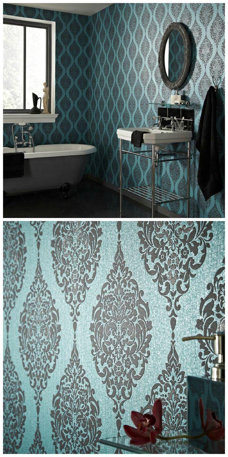Oltre 25 fantastiche idee su pareti in tessuto su for Carta parati soffitto