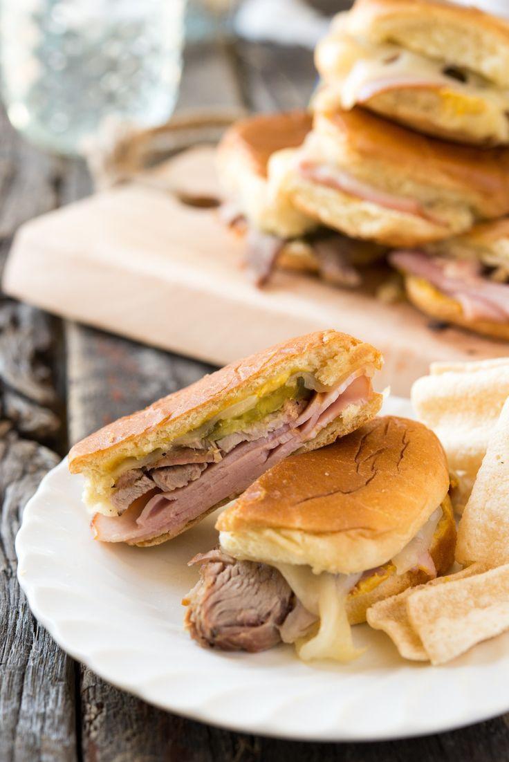 Recipe: Cubano Sheet Pan Sliders — Make-and-Take Recipes from Casey Barber