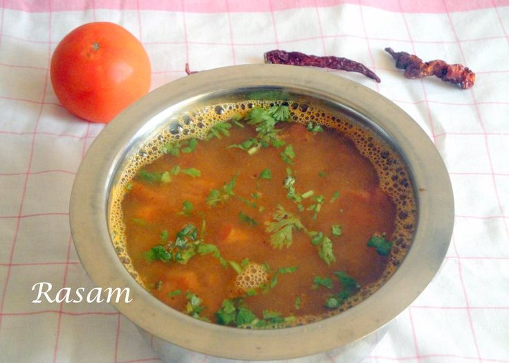 how to prepare tomato soup in indian style