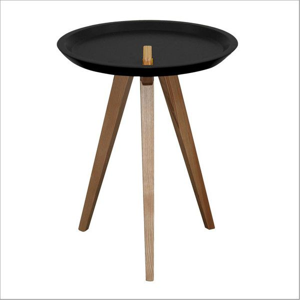 Conrad Side Table   The Conrad Furniture Range Features A Solid Ash Base  With A Removable
