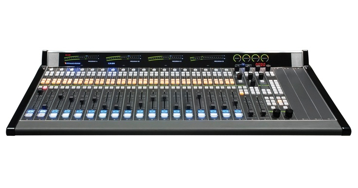 2012 Radio magazine Pick Hit: Wheatstone LX-24