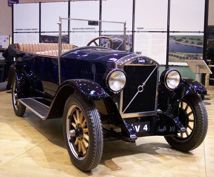 Volvo ÖV4 (1927-1929)