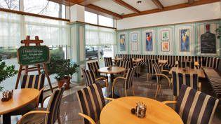 Restaurant im H+ Hotel Siegen