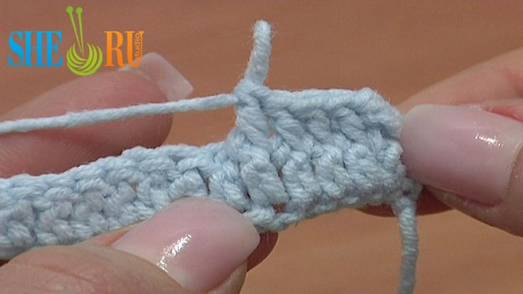 How to Front Post Double Crochet FPdc Tutorial 35 Crochet Basics for Beginners  http://sheruknitting.com/videos-about-knitting/crochet-for-beginners/item/214-how-to-front-post-double-basics-crochets.html Learn how to work a front post double crochet stitch (FPdc) with this video tutorial.