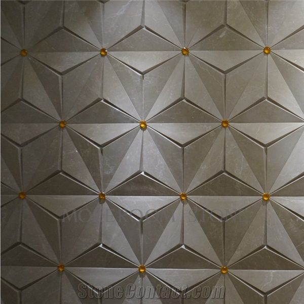 Decorative Wall Tile Panels Captivating 17 Best Images About Wall Lamps  Lighting On Pinterest  Stone Design Decoration