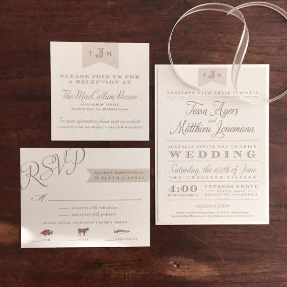 57 best wedding invitations images on pinterest rehearsal dinner