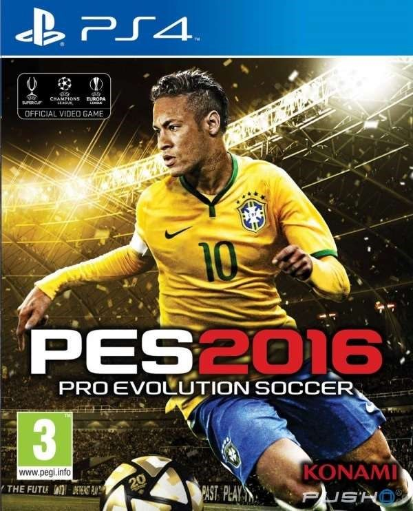PES 2016 [Elektronisk resurs] : pro evolution soccer / PS 4 ... #tvspel
