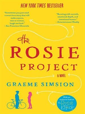 "Arrestingly endearing and entirely unconventional, Graeme Simsion's distinctive debut ""navigates the choppy waters of adult relationships, both romantic and platonic, with a fresh take (USA TODAY). ""Filled with humor and plenty of heart, The Rosie Project by Graeme Simsion is a delightful reminder that all of us, no matter how we're wired, just want to fit in"" (Chicago Tribune)."