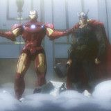 """VIDEO: Madhouse Anime """"Marvel's Avengers Confidential: Black Widow and Punisher"""" Clips"""
